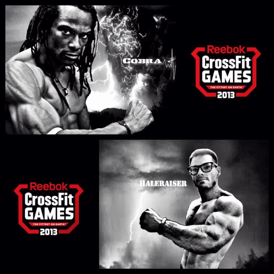 Reebok Crossfit Games Wallpaper
