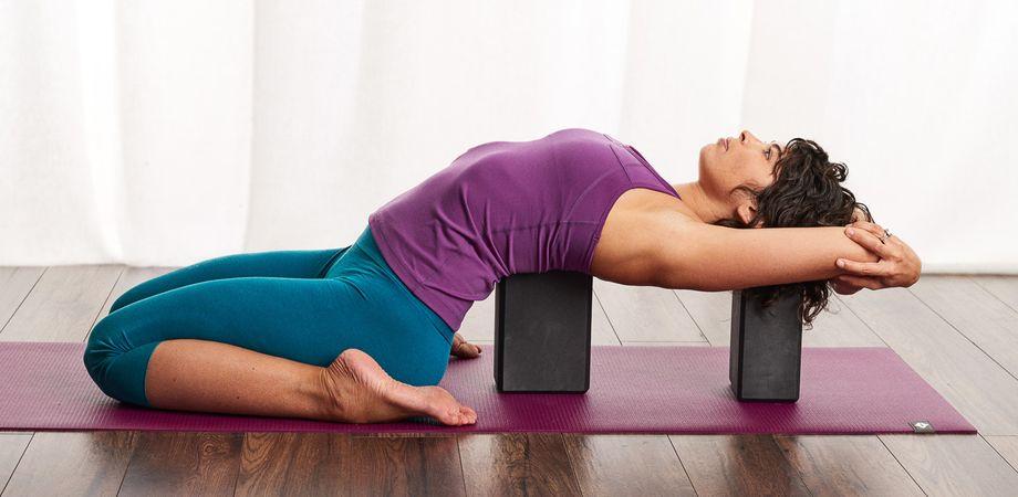 Yogablok