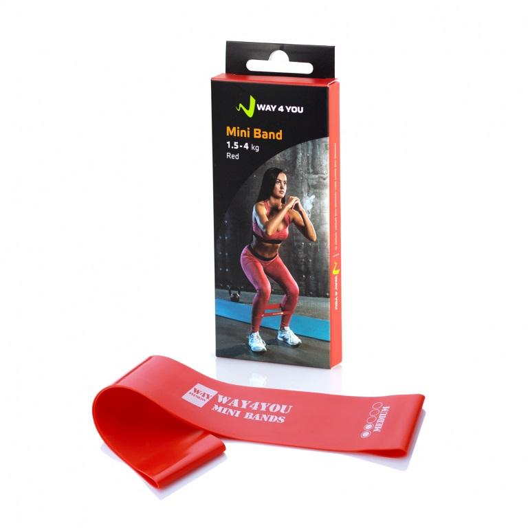 Фитнес резинка: упражнения для ног и попы